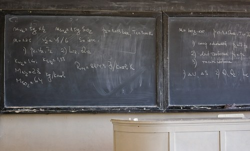 Blackboard free photo