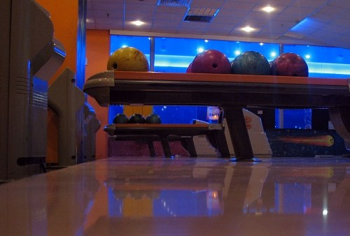 Free photos: Bowling lane detail