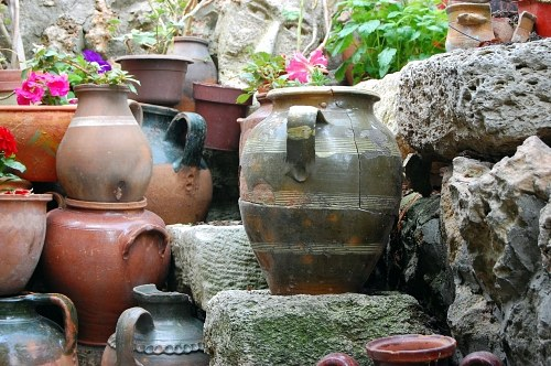 Free photos: Clay pots