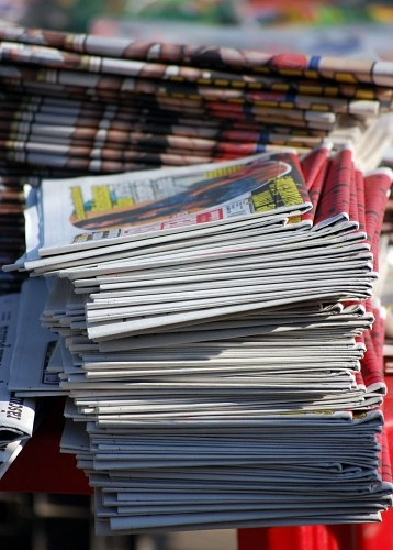 Free photos: Newspapers
