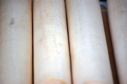 Holz-Sticks